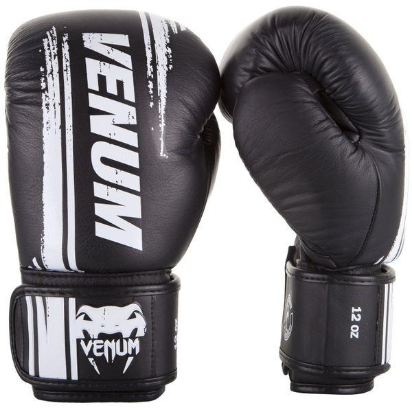 VENUM Boxerské rukavice VENUM BANGKOK SPIRIT - černé 5b9114831b