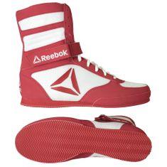 Reebok REEBOK Boxerské boty BOOT - červeno/bílé