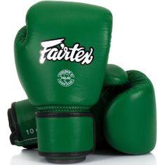 Fairtex Fairtex Boxerské rukavice Painter BGV16 - zelené