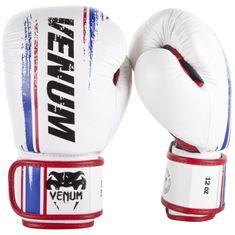VENUM Boxerské rukavice VENUM BANGKOK SPIRIT - bílé