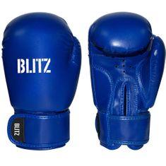 Blitz Dětské Boxerské rukavice BLITZ PU - modré