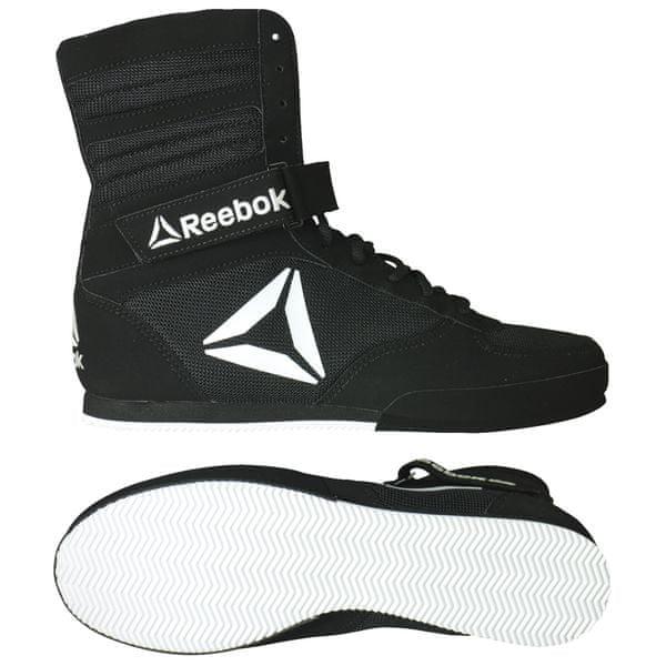 87d442704ae Reebok REEBOK Boxerské boty BOOT - černo bílé