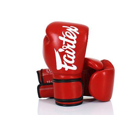 Fairtex Fairtex Boxerské rukavice BGV14 - červené