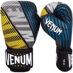 VENUM Boxerské rukavice VENUM PLASMA - černo/žluté
