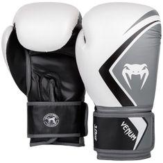 VENUM Boxerské rukavice VENUM Contender 2.0 - bílo/šedo/černé