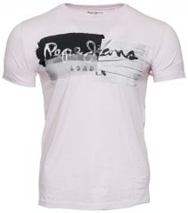 Lacné pánske značkové tričká Pepe Jeans  bca097d083d