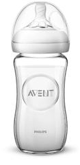 otroška steklenička Natural 2.0, 240 ml (SCF053/17)