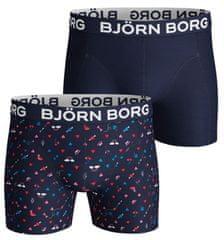 Björn Borg dvojité balení pánských boxerek Shorts BB Valentine