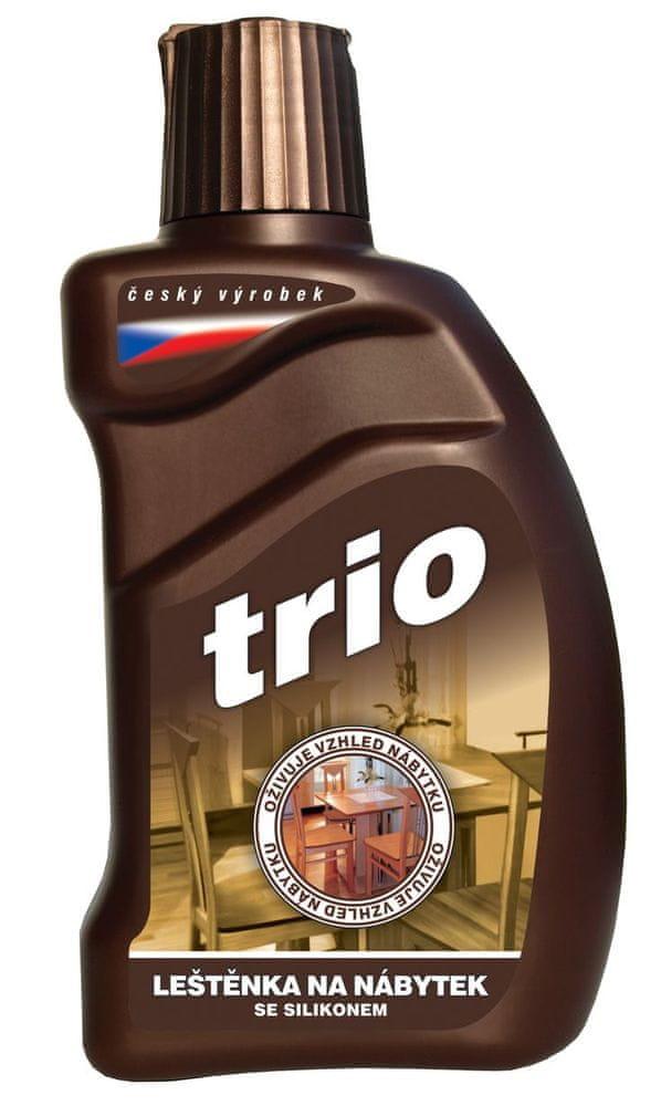 TRIO Leštěnka na nábytek 300 ml