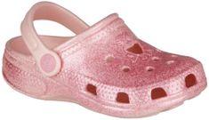 Coqui dívčí sandály Little Frog 23.5 růžová