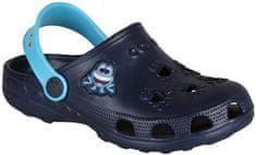 Coqui chlapecké sandály Little Frog 23.5 modrá