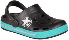 Coqui chlapecké sandály Froggy