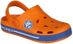 Coqui chlapecké sandály Froggy 30c13c4736d