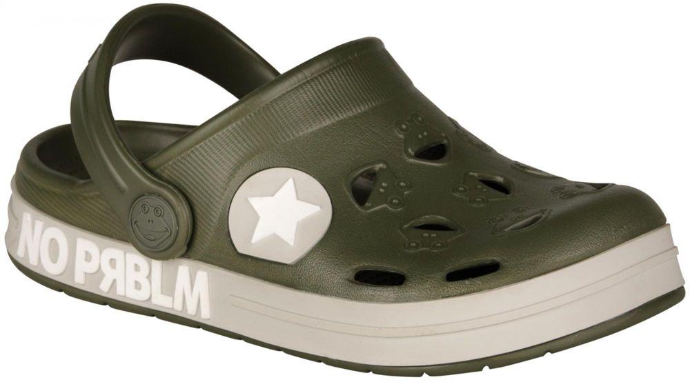Coqui chlapčenské sandále Froggy 26.5 zelené