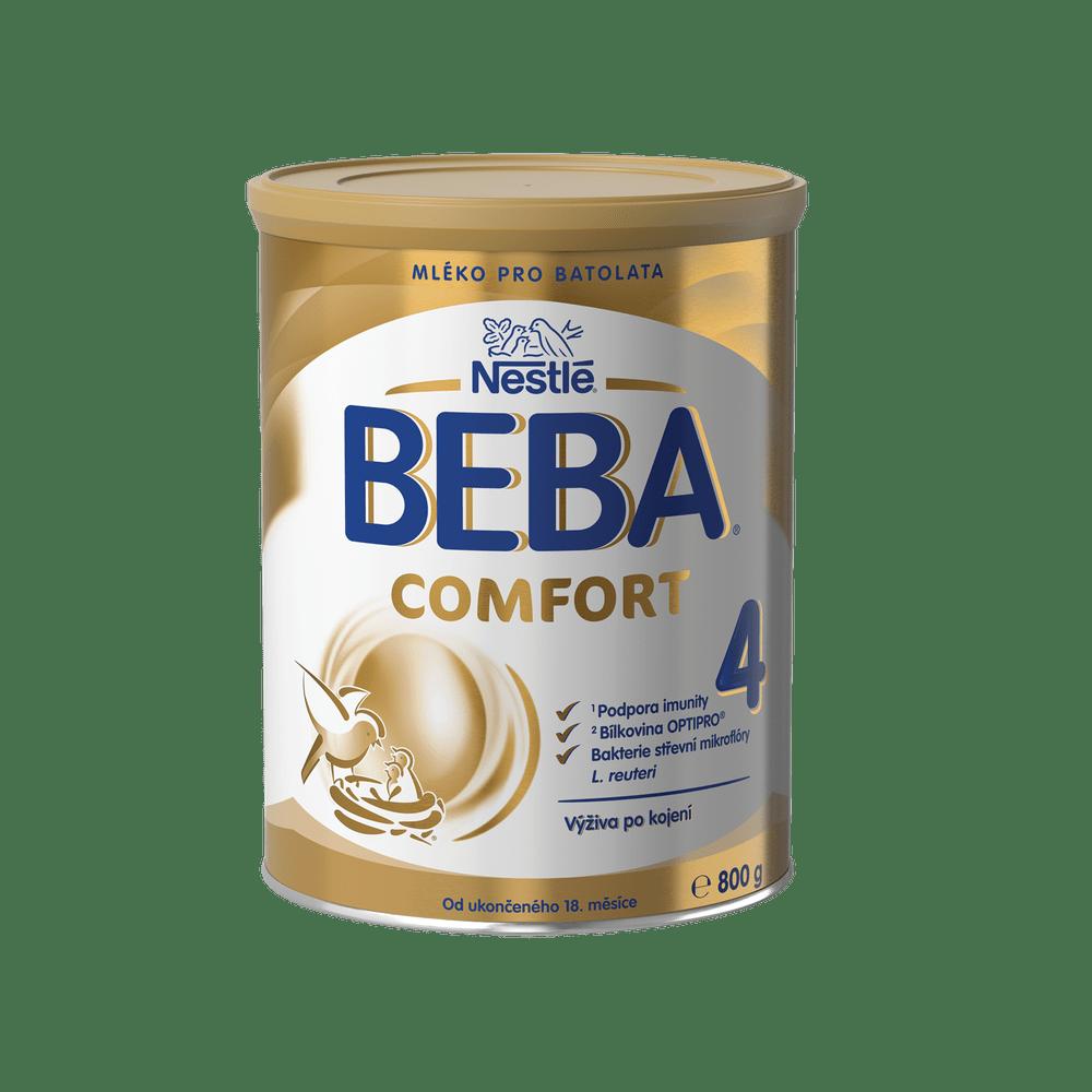 Nestlé BEBA COMFORT 4 - 800g