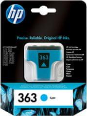 HP náplň č.363, azúrová (C8771EE)
