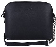 7f154f7e1b David Jones Dámská crossbody kabelka Black CM5007
