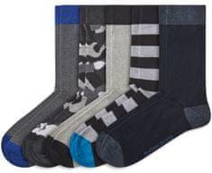 Björn Borg 5 pack pánských ponožek Sock Essential