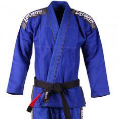 Tatami Fightwear BJJ kimono Gi Tatami fightwear Nova + Plus modré - bílý pásek zdarma