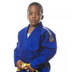 Tatami Fightwear Dětské kimono na BJJ NOVA - modré