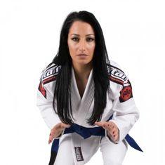 Tatami Fightwear TATAMI Dámské kimono NOVA MK4 - bílé
