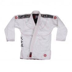 Tatami Fightwear Tatami Dětské Kimono JAPAN SERIES SAMURAI GI - bílé