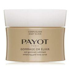 Payot Osvěžující tělový peeling Gommage Or Elixir (Enhancing Gold Body Scrub) 200 ml