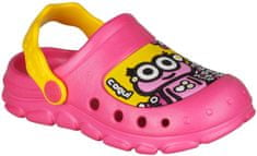 Coqui dívčí sandály Stoney cda2bfb4d75