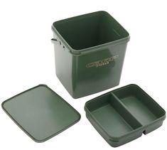 CarpPro Kbelík S Vaničkou Plastic Bucket 10 l
