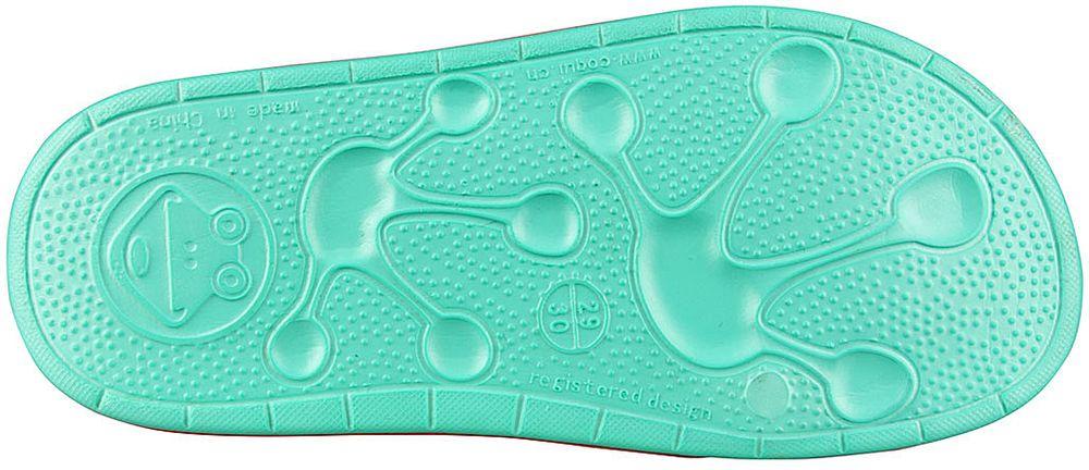 Coqui dívčí sandály Fobee 21.5 zelená