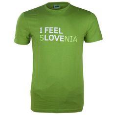 IFS moška majica, XXL, zelena