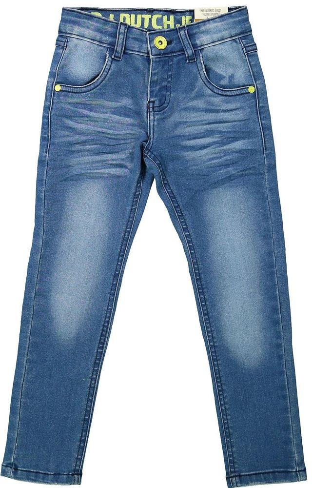 Dirkje chlapecké džíny 122 světle modrá