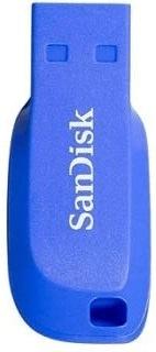 SanDisk FlashPen-Cruzer™ Blade 64 GB, modrá (SDCZ50C-064G-B35BE)