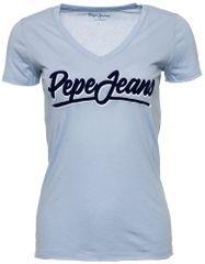 Dámske značkové tričká Pepe Jeans  cb6d23444d