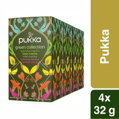 Pukka herbata ziołowa Green Collection 4 x 20 szt.