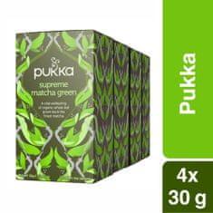 Pukka herbata ziołowa Supreme Matcha Green 4 x 20 szt.