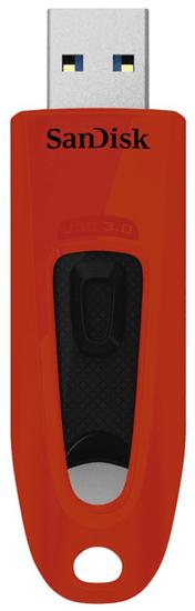 SanDisk dysk flash Ultra 32GB, czerwony