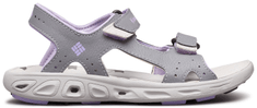 Columbia YOUTH TECHSUN VENT X-Tradewinds Grey