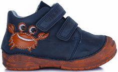 D-D-step chlapecké kotníkové boty s krabem