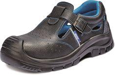 Raven Bezpečnostné sandále XT S1 čierna 36