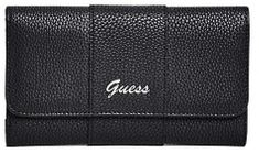 Guess Női pénztárca Factory Women`s Desmond Slim Wallet Clutch Black