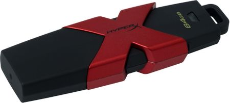 Kingston USB stick HyperX Savage 64 GB USB 3.1 Gen 1