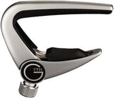 G7th Newport 6-String Silver Kapodastr