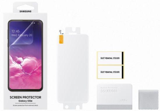Samsung zaščitna folija Samsung Galaxy S10e Screen Protector Transparent
