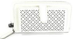 Giil dámská bílá peněženka