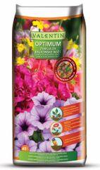Valentin Optimum zemlja za balkonske rože 45L