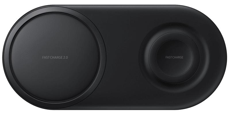 Samsung Bezdrátová duální nabíjecí podložka, černá EP-P5200TBEGWW