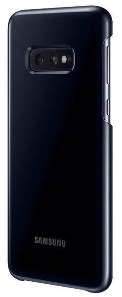 Samsung Ochranný kryt LED Cover pro Samsung Galaxy S10e černý, EF-KG970CBEGWW