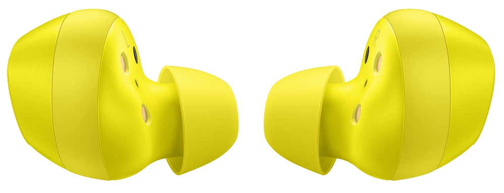 Samsung Bluetooth sluchátka Galaxy Buds SM-R170NZYAXEZ, žlutá