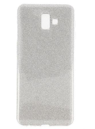 Silikonski ovitek z bleščicami Bling za Samsung Galaxy A9 2018 A920 pink